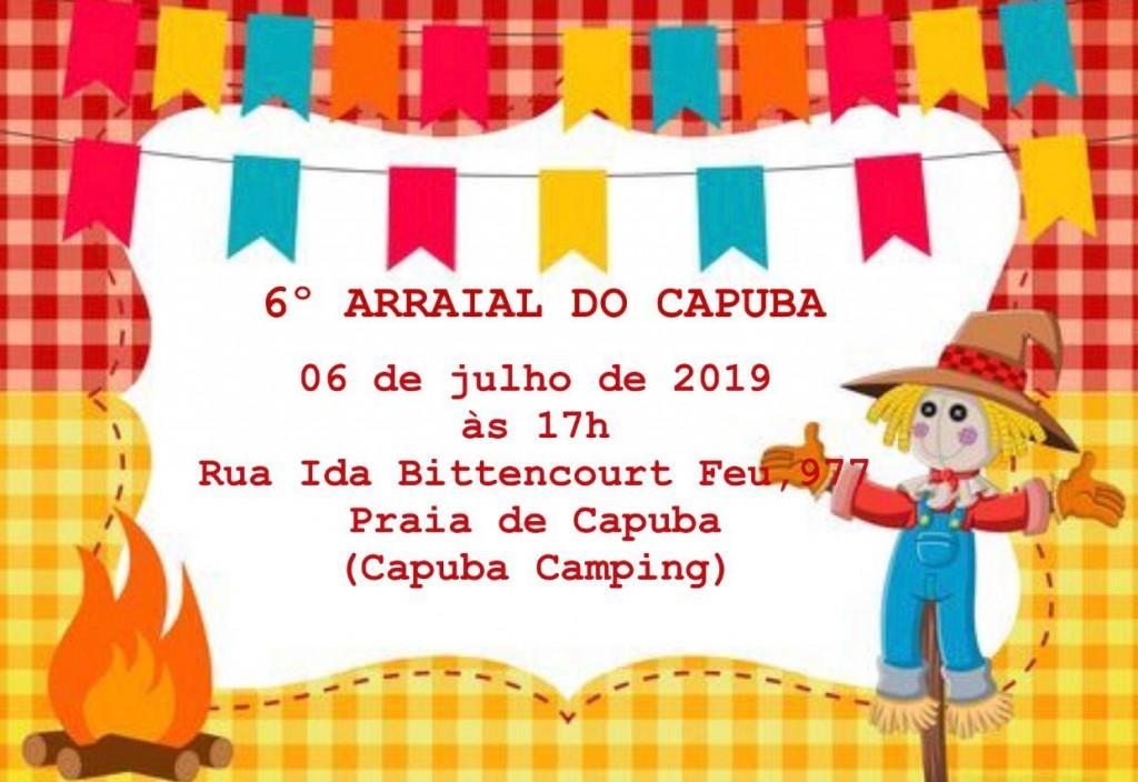 ARRAIAL CAPUBA 2019