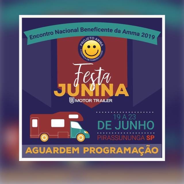 ENCONTRO BENEFICENTE AMMA 2019