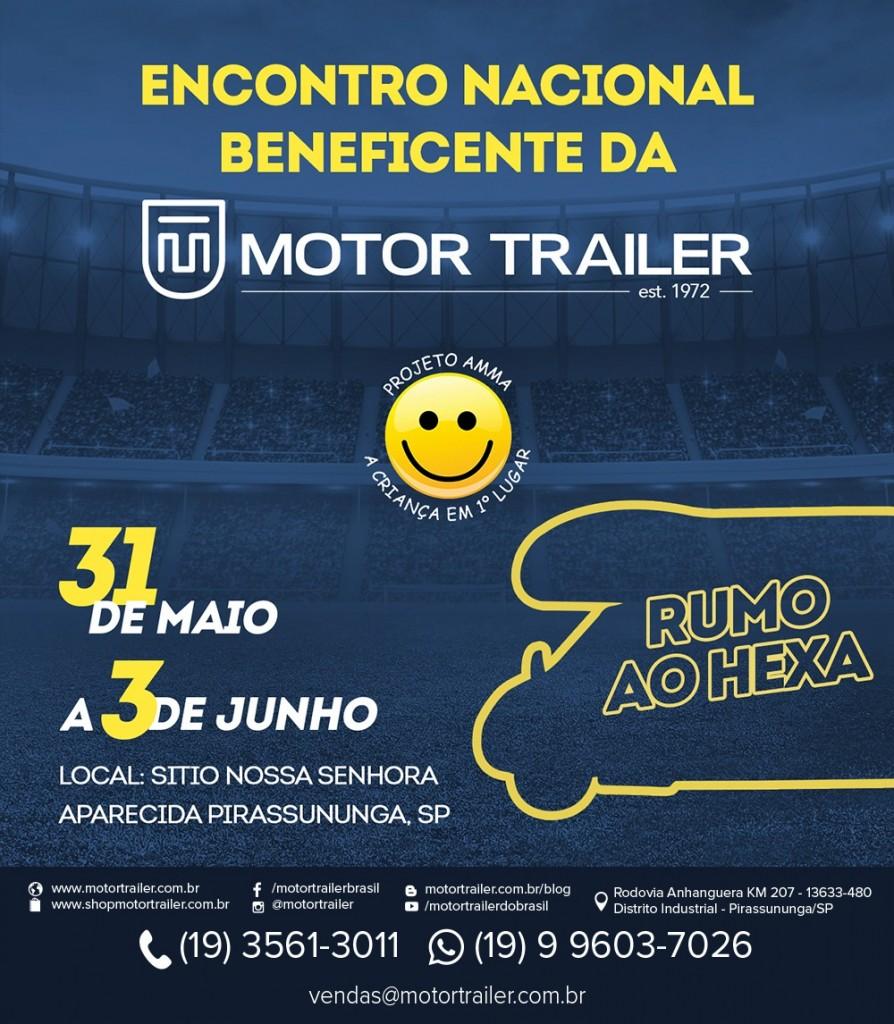ENCONTRO MOTOR TRAILER II 2018