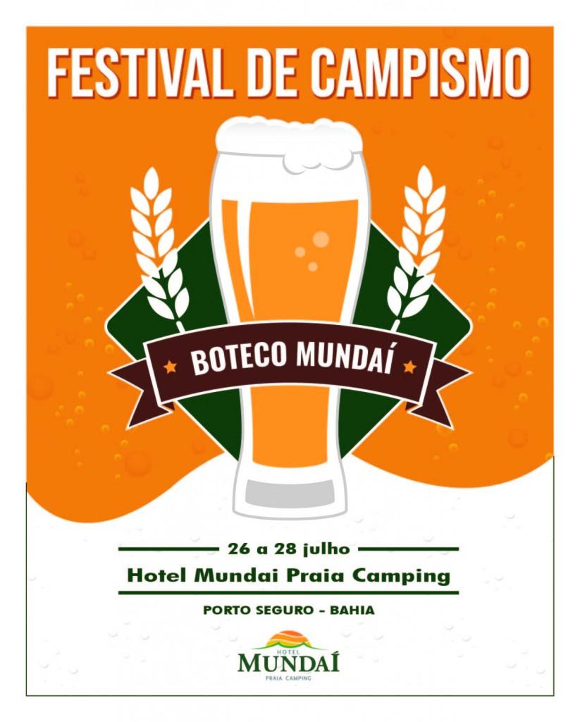 Festival de campismo Mundaí 2019
