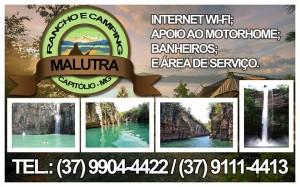 RANCHO E CAPING MALUTRA - CAPITÓLIO-MG